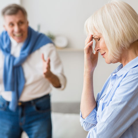 Getting Divorced in your 60s: What to Expect